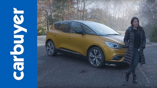 Renault Scenic MPV 2017 review - Carbuyer