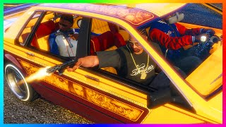 "GTA Online ""LOWRIDER"" Could Be Most Game Changing DLC Update Yet!? (GTA 5)"