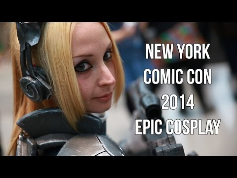 comic con - New York Comic Con NYCC 2014 Epic Cosplay 1-2 Second Video is done!!!! https://www.youtube.com/watch?v=ORvXLwDABCo& Thanks to all the cosplayers that let me ...
