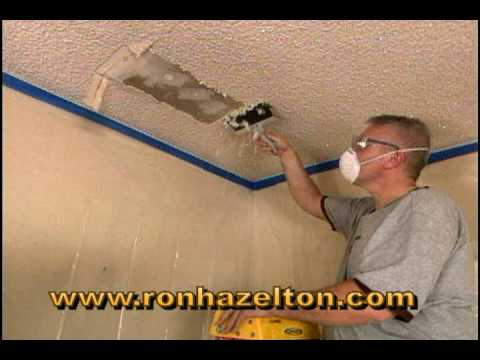 Ceiling tiles online videos how to remove a popcorn ceiling mozeypictures Choice Image