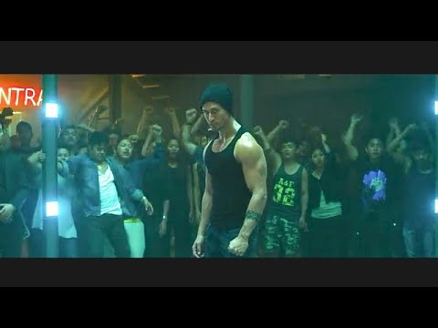 Baaghi [ Tiger Shroff Most Amazing Fight Scene ] Street Fight Scene Baaghi Movie Full HD