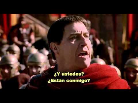 Vídeos Educativos.,Vídeos:César pasa el Rubicón