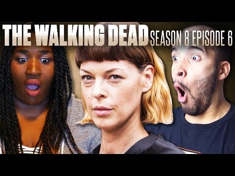 """Fans React To The Walking Dead: Season 8 Episode 6: """"The King, The Widow, and Rick"""""""