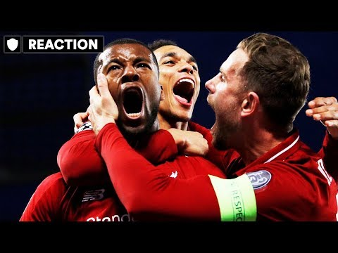 THE SECRET BEHIND THE COMEBACK | LIVERPOOL 4-0 BARCELONA CHAMPIONS LEAGUE REACTION | FT REDMEN TV