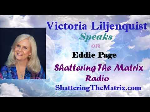Victoria Liljenquist Speaks on Eddie Page