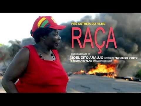 CULTNE CINEMA  - Raça, trailer do filme de Joel Zito