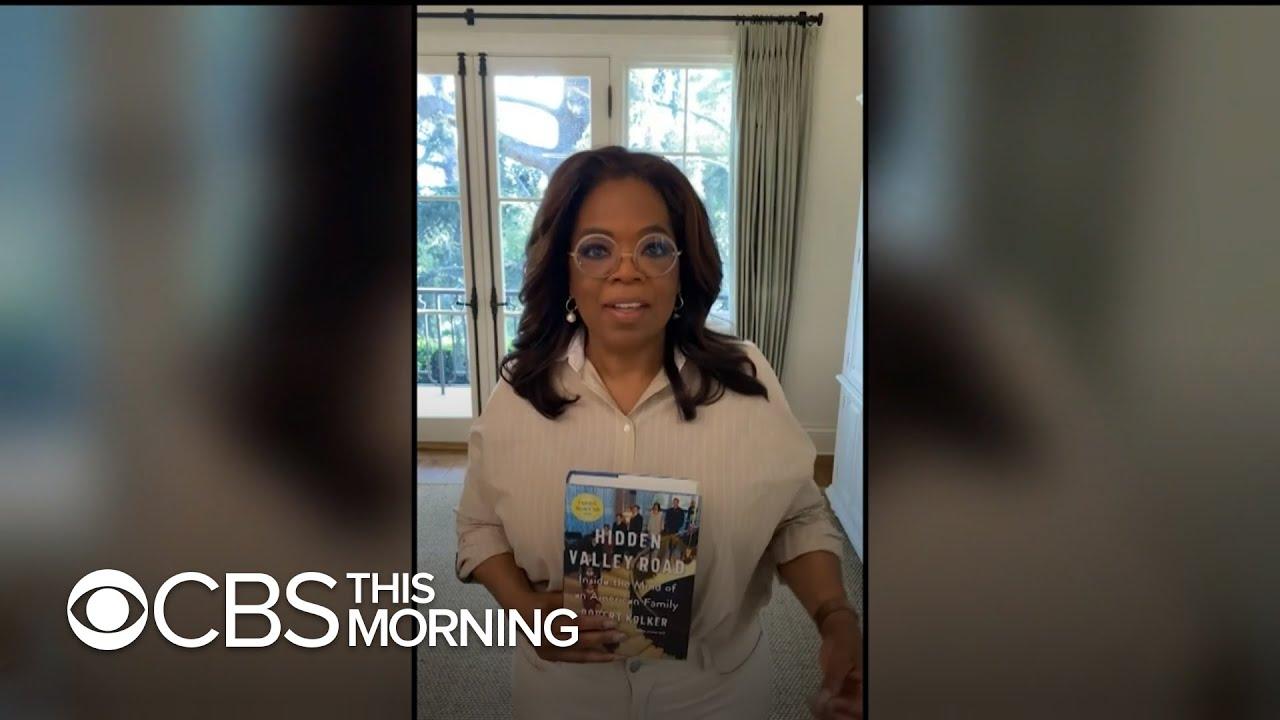 "Oprah's Book Club pick: ""Hidden Valley Road"" by Robert Kolker"
