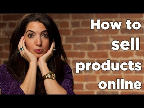 sell - C'mon over to http://marieforleo.com/2011/12/selling-products-online where the main discussion happens after the episode! If you've got a product based busin...