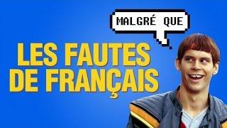 Video Top 8 des fautes de français qui arrachent l'oreille MP3, 3GP, MP4, WEBM, AVI, FLV Mei 2017