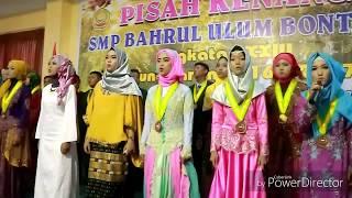 SMP BAHRUL ULUM  Bontang