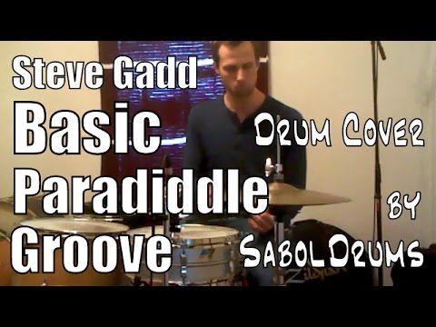 Steve Gadd Groove - Will Sabol Drum Cover