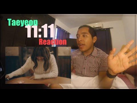 TAEYEON 태연_11:11_Music Video REACTION (видео)