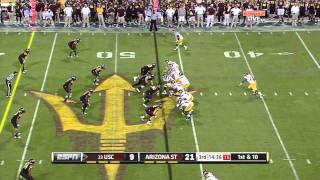 Matt Barkley vs ASU (2011)