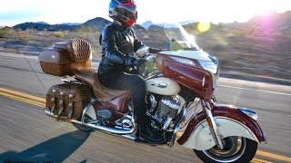 5. 2017 Indian Roadmaster Classic Video Review