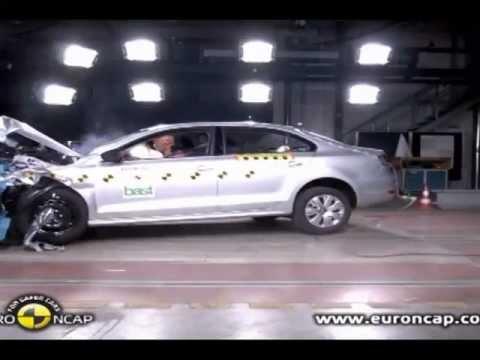 Volkswagen  2012 VW Jetta CRASH TEST