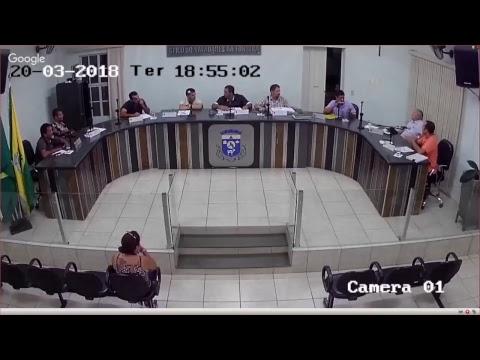 4ª Reunião Ordinária - 20 de Março de 2018