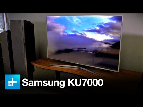 Samsung KU7000 4K UHD TV - Review