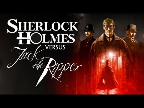 Sherlock Homes jagt Jack the Ripper
