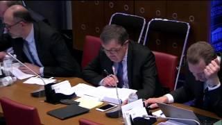 Projet de loi Travail : ma question à la ministre El Khomri