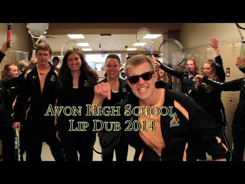 school - Avon High School Lip Dub 2014 Donate to RILEY here - http://donate.rileykids.org/goto/ahslipdub Directed by Mr. Adam, Clark Filmed and Edited by Suketu Patel...