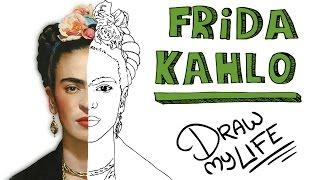 Video FRIDA KAHLO | Draw My Life MP3, 3GP, MP4, WEBM, AVI, FLV November 2017