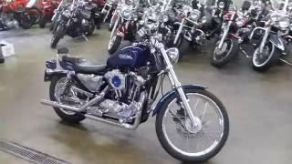 9. 2000 Harley Davidson 1200 Sportster 1200 description