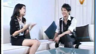 10/10/21 Hangeng's Interview In Channel V Thailand