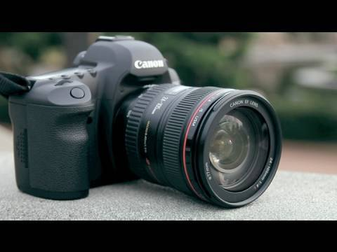 Canon 24-105mm f/4 L IS USM Hands-on Review (feat. 5D Mark II)