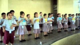 Aufführung St. Marie Eugenie Kinder School