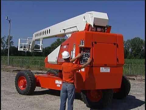 Xe nâng người SNORKEL TB126J