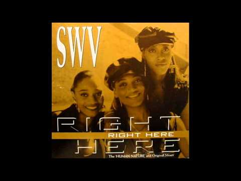 "SWV ""Right Here"" (Human Nature Remix) (HD)"