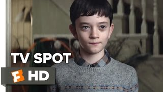 A Monster Calls Extended Tv Spot   Face Your Fears  2016    Felicity Jones Movie
