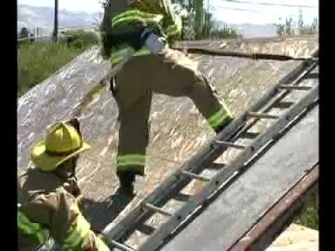 Fire Innovations Firefighter Escape & Ladder Belt