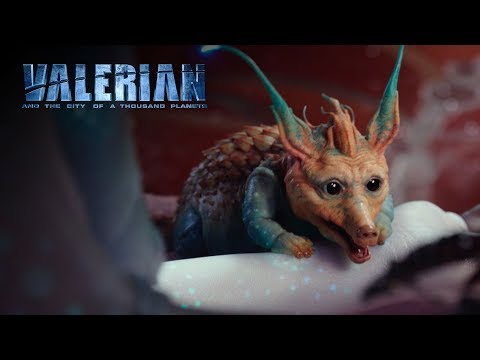 Valerian and the City of a Thousand Planets (TV Spot 'Beyond Imagination')