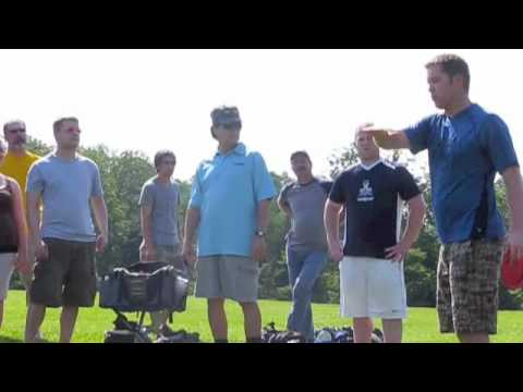 Distance Drives Part 1 – an instructional disc golf video