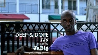 Deep South African Jazz House Music Mix By JaBig (South Africa Sax Lounge Playlist) DEEP&DOPE 186