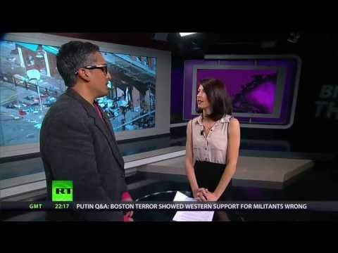 Muslims - Abby Martin then talks to Arsalan Iftikhar, Senior Editor for the 'Islamic Monthly' about how the corporate media has perpetuated anti-Muslim rhetoric in the...