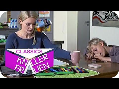 Knallerfrauen - Mathehausaufgaben