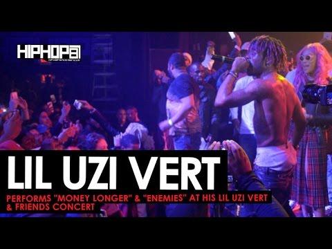 "Lil Uzi Vert Performs ""Money Longer"" & ""Enemies"" at the TLA"