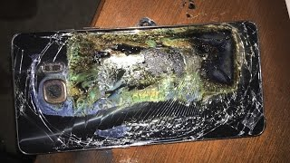 Why Samsung Galaxy Note 7 batteries kept exploding