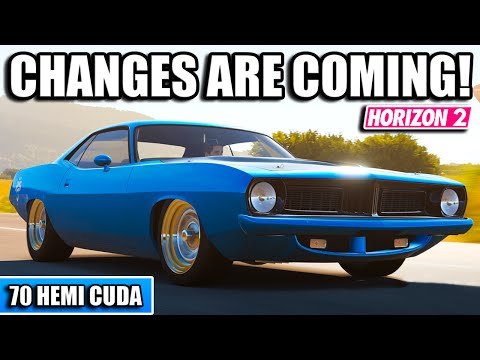 CHANGES ARE COMING! – 2nd Channel Relaunch – 1970 Hemi Cuda!