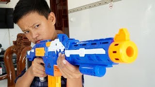 Video Nerf Gun Super Nerf Arena of Valor MP3, 3GP, MP4, WEBM, AVI, FLV Juni 2019