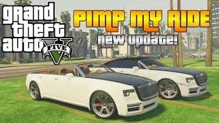 Download Lagu GTA 5 - Pimp My Ride #174 | Enus Windsor Drop | NEW CAR Customization Mp3
