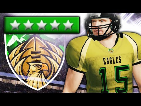 5 STAR QB'S FRESHMAN DEBUT AT 1 STAR SCHOOL | NCAA 14 Alaska Eagles Dynasty Ep. 14