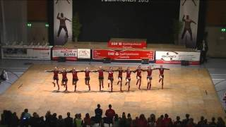 Young Sensation - Deutsche Meisterschaft 2013
