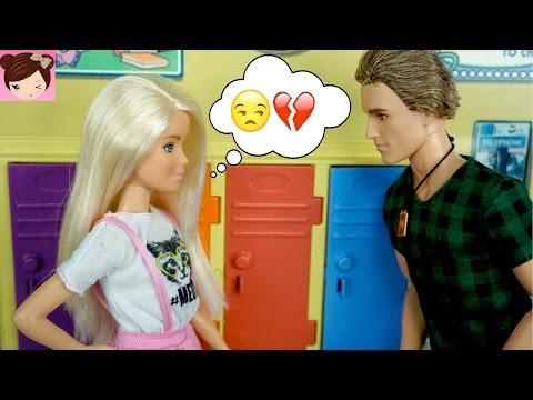 Frozen Teen Elsa is Heart Broken - Stories with Dolls Royal High Ep11 - Barbie Episode