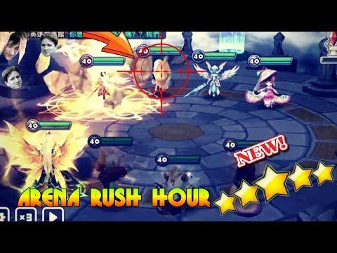 JUNOS EVERYWHERE! | Arena Rush Hour + MORE TOYS! (видео)
