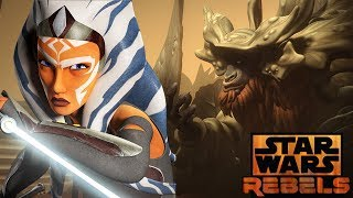 """Dave Filoni revealed that Ahsoka met Bendu after the Chopper Base episode of Star Wars Rebels just before the Season 2 finale when Ahsoka, Ezra, and Kanan left for Malachor. During their conversation, Bendu told Ahsoka that everything will change as a result of her encounter. It is believed that they are both referring to an eventual confrontation with her former master, Anakin Skywalker, who is now the Sith Lord, Darth Vader. It should be noted that Bendu does not tell Ahsoka that she will die. Bendu's words were, """"much will change."""" He clears things up to say, by change, he means death. Ahsoka assumes that Bendu is referring to her own death, but he never gives a clear answer. Bendu could be saying that death will change her. On Malachor, all of the remaining Inquisitors die. Maul meeting Ezra and the retrieval of the Sith holocron will soon bring about his own demise. Ahsoka appears to die after the events, but with news that Ahsoka will be seen in Star Wars Rebels Season 4, it is possible that """"her death"""" was only a metamorphosis. We will have to wait and see what the outcome was from the events on Malachor and what Bendu's words meant regarding """"the change"""" that Ahsoka will experience. PLAYLISTS »»»Rey Identity Theories →  https://goo.gl/n0z5cDSupreme Leader Snoke Theories →  https://goo.gl/5vOLV3Kylo Ren Videos →  https://goo.gl/jN0sgXStar Wars Episode VII →  https://goo.gl/QuDgLRStar Wars Episode VIII →  https://goo.gl/KwwKLlStar Wars Rebels Season 3 →  https://goo.gl/WRiUFhRogue One →  https://goo.gl/4rJJKxURBAN ACOLYTES APPAREL »»»https://www.teepublic.com/user/urbanacolyteSTAR WARS INSPIRED APPAREL »»»VICTORIOUS Long Length Drape Cape Cardigan Hoodie (Vader's Wrath Style) → http://amzn.to/2jM9hxCSTAR WARS COSPLAY »»»Cosplaysky Kylo Ren Costume → http://amzn.to/2iXDLIlKylo Ren Standard Sith Costume → http://amzn.to/2jMetBFCG Men's Kylo Ren Robes → http://amzn.to/2iXBbCkCG Scavenger Rey Costume → http://amzn.to/2iNWr2jBlack Series Kylo Ren Helmet → http://am"""
