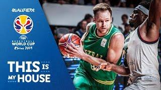 Australia v Japan - Full Game - FIBA Basketball World Cup 2019 - Asian Qualifiers