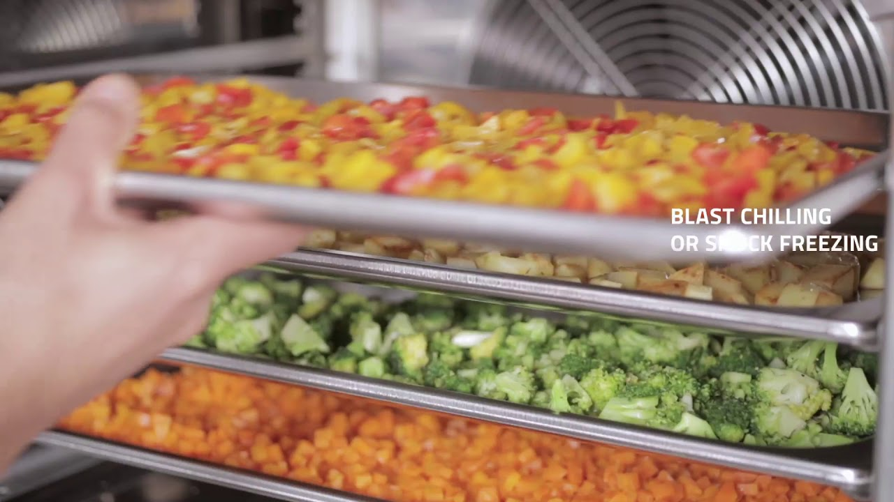 What shall we prepare today with MultiFresh? Cooked vegetables